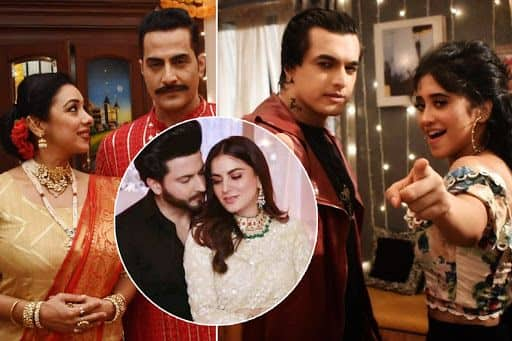 Anupamaa Continues To Be On Top Spot, Kundali Bhagya Makes An Entry in Top 5
