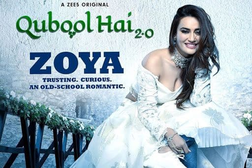 Qubool Hai 2.0 Actor Surbhi Jyoti Opens Up on OTT Content, Says