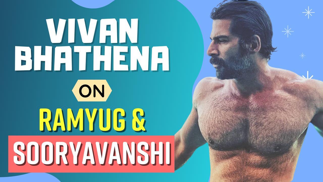 Ramyug: Vivan Bhathenaon Playing Lord Hanuman in Kunal Kohli's Web Series