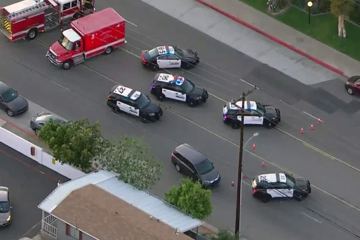 Multiple People Killed After Shooting Incident In Southern California
