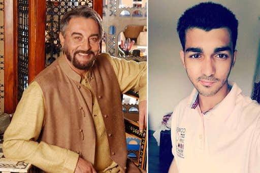Kabir Bedi Opens His Heart Out About Son Siddharth