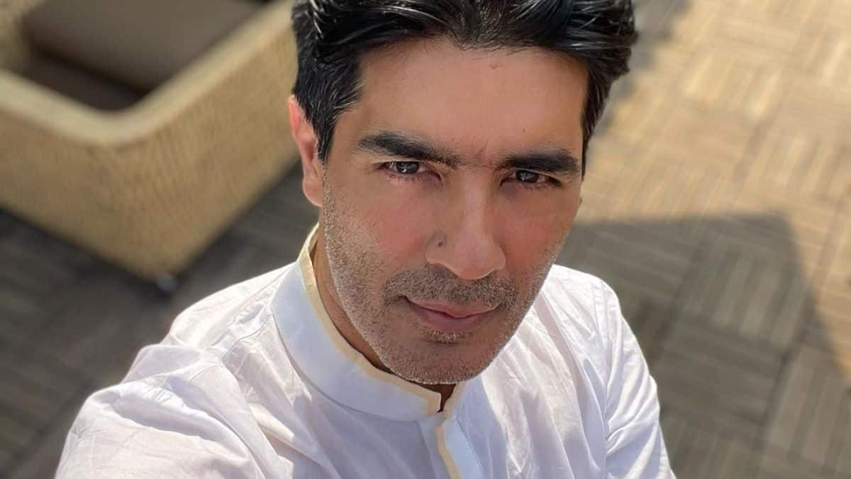 Ace Fashion Designer Manish Malhotra Tests Positive For COVID-19, Says