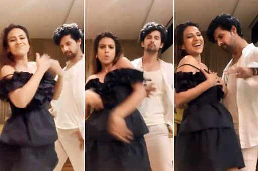 Nia Sharma, Ravi Dubey