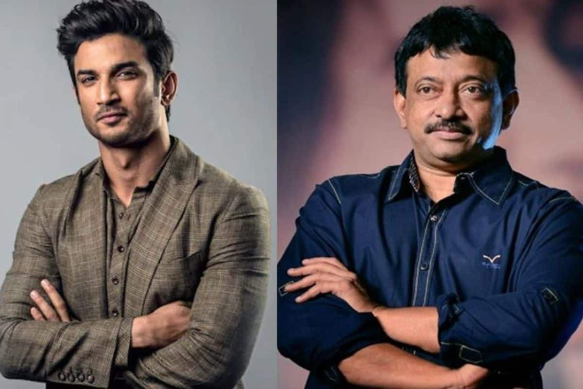 Ram Gopal Varma Making a Film on Sushant Singh Rajput Death Case? All You Need to Know