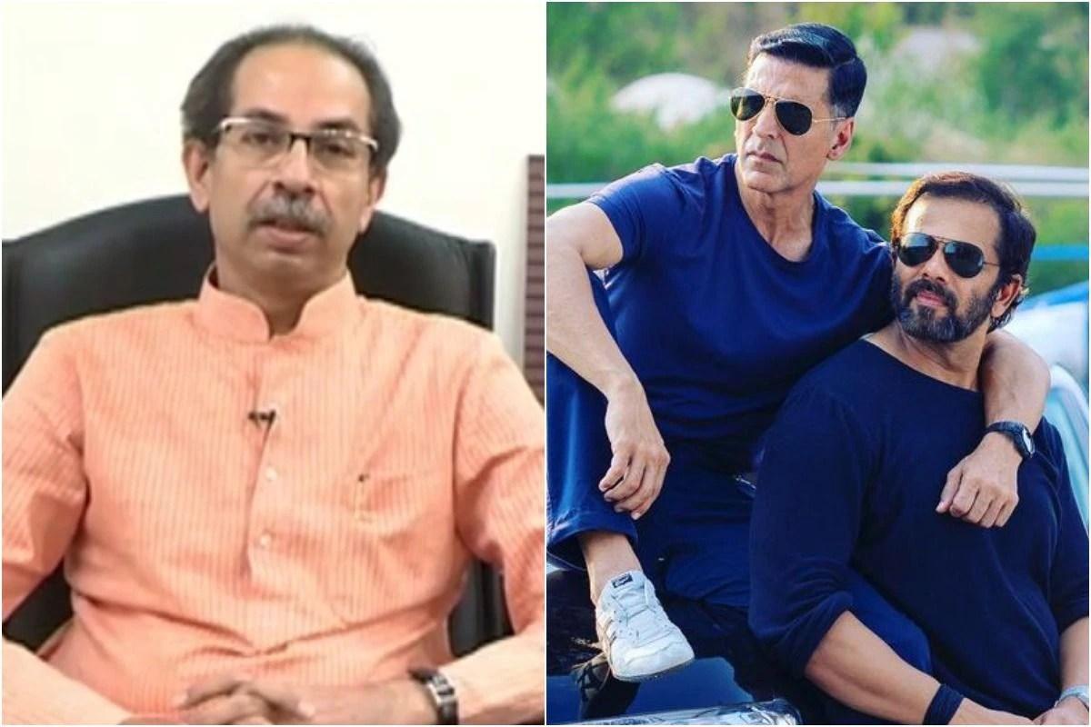 Uddhav Thackeray Meets Rohit Shetty as Sooryavanshi Gets Postponed Again