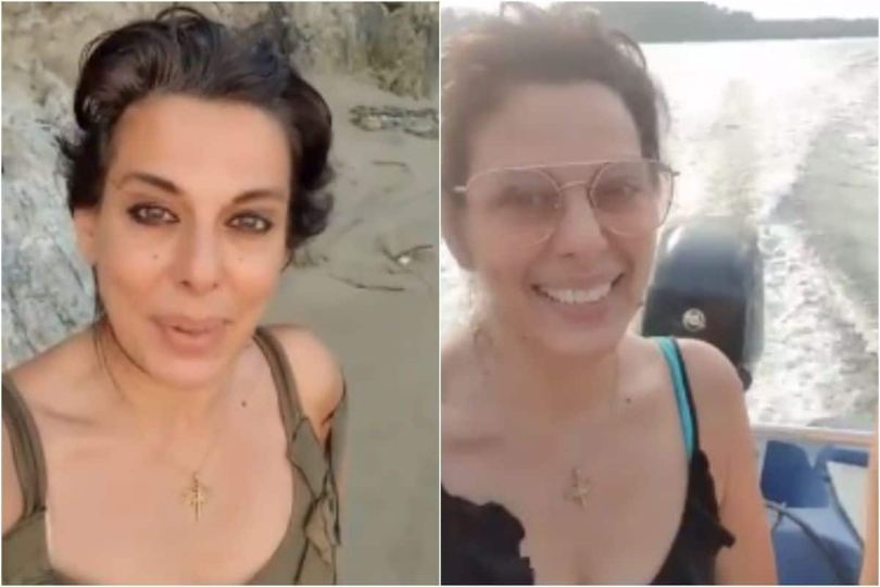 Pooja Bedi Says Not Flaunting Privilege After Asking All to Live Uncaged Amid COVID