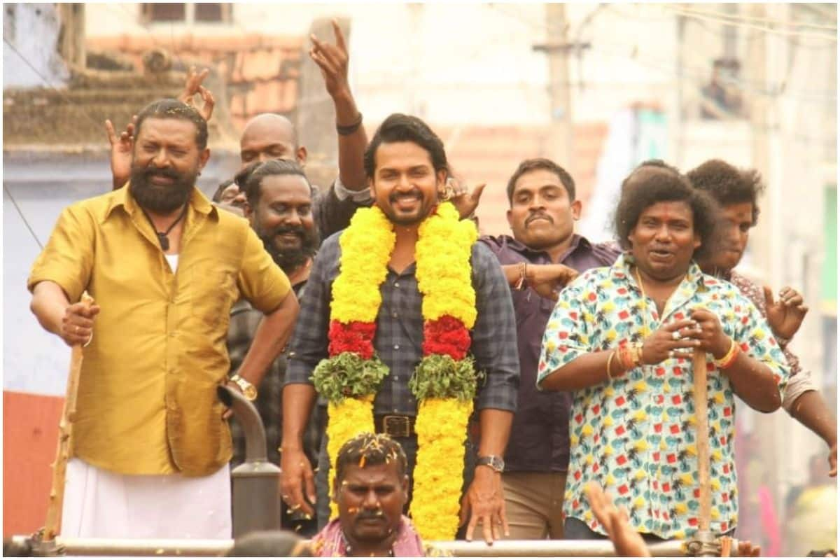 Karthi Starrer Takes Very good Opening, Best Ever Since Master