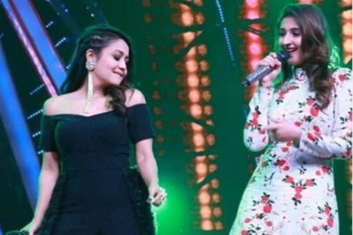 Indian Idol 12: Neha Kakkar, Dhvani Bhanushali