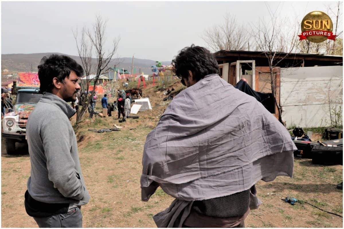 Shooting Underway in Georgia, Makers Share Vijay's Picture From The Sets