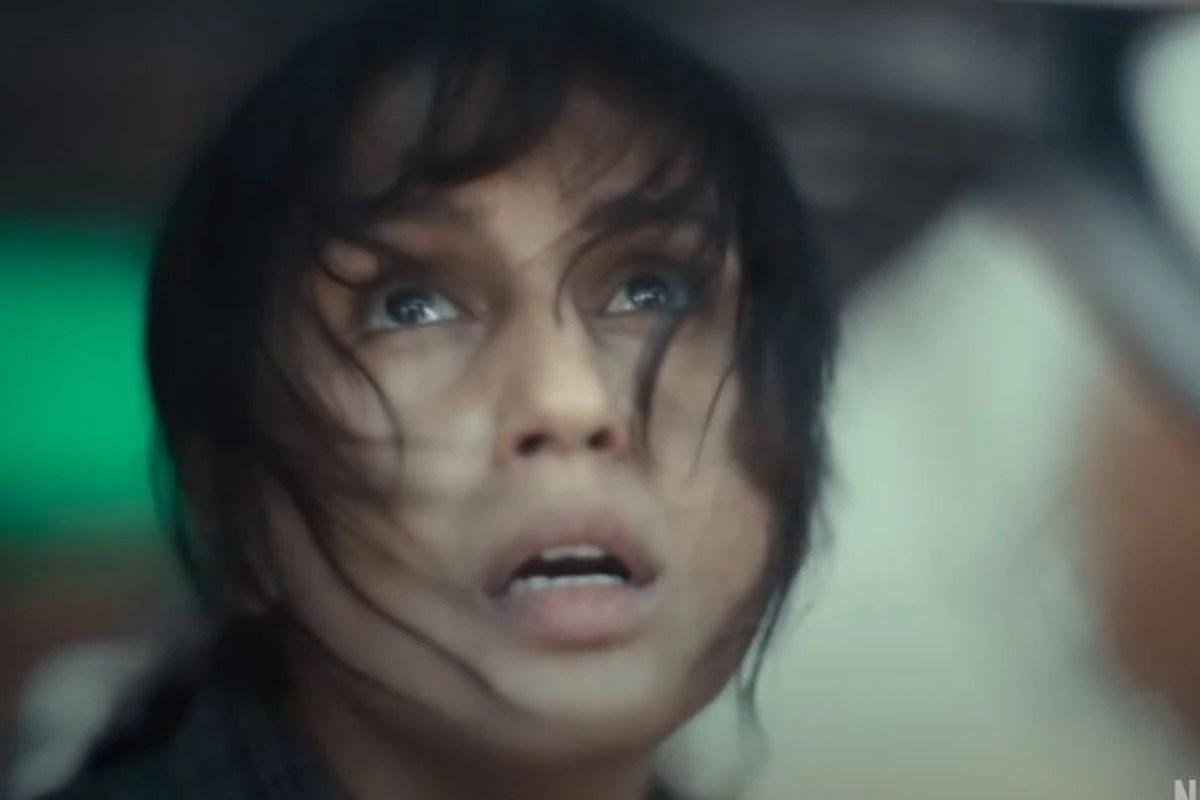 Watch Huma Qureshi's Look in Zack Snyder's Zombie Heist Film
