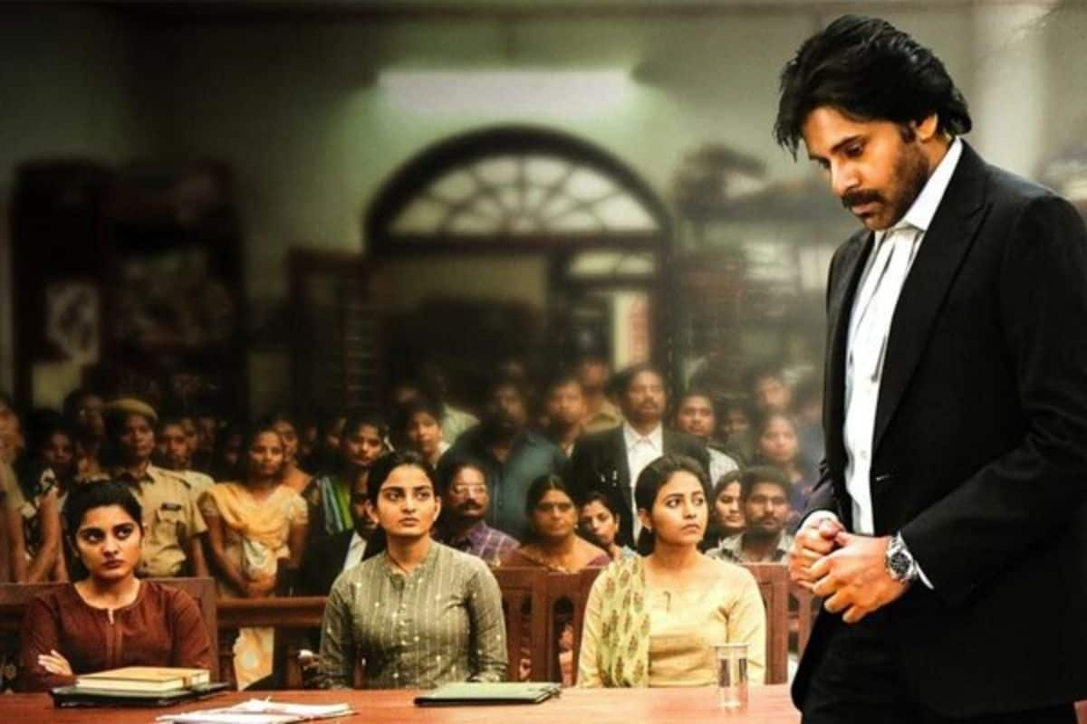 Pawan Kalyan Starrer Mints Rs 2 Crore, Maintains Stability at Ticket Window