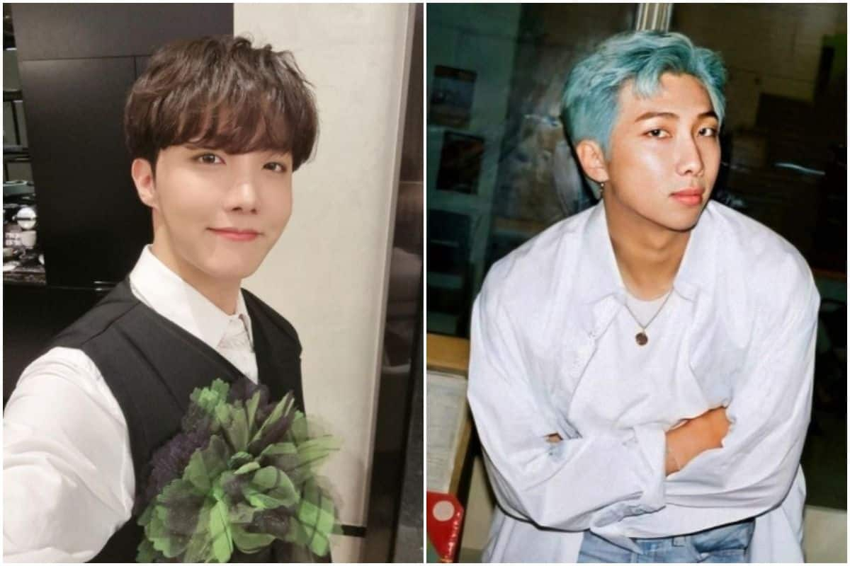 BTS' J-Hope And RM Are Audience's Favourite, Selected As Idols People Want To Invite In University Festivals