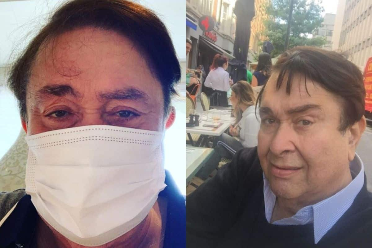 Randhir Kapoor Tests Coronavirus Positive, Hospitalised in Mumbai