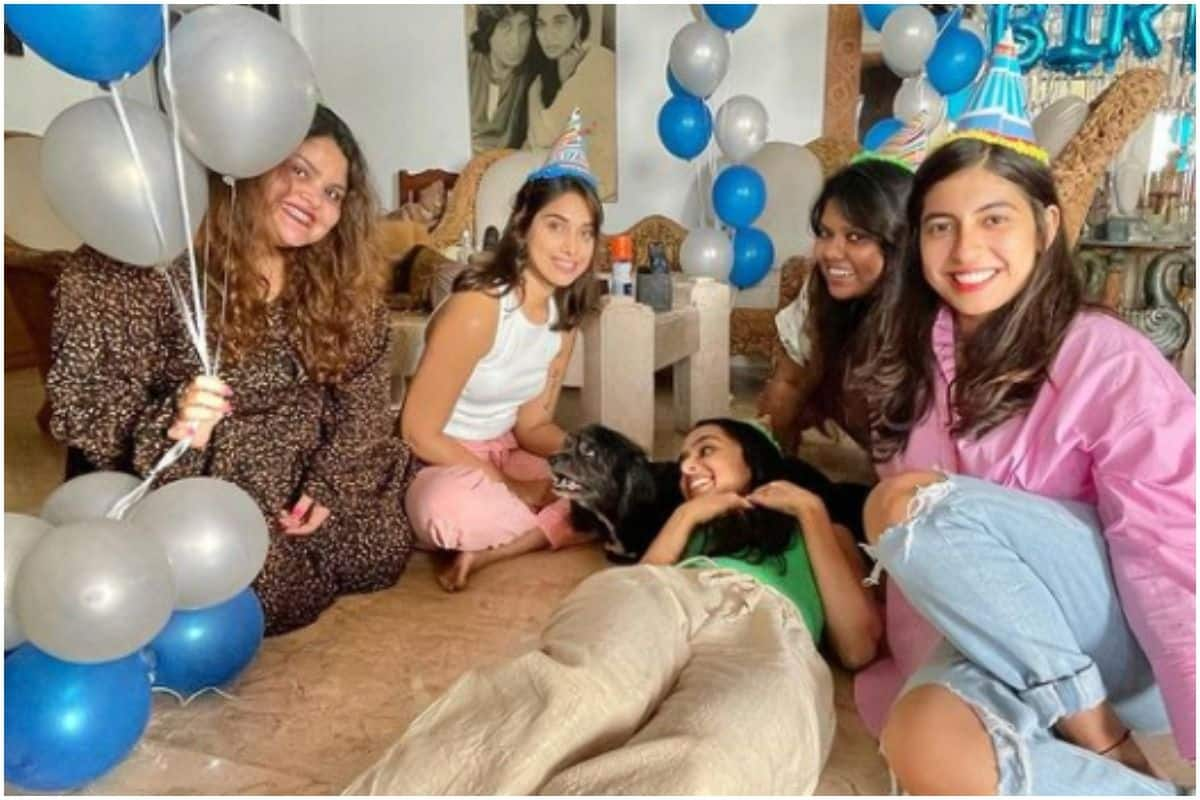 Shraddha Kapoor Celebrating Her Dog's 10th Birthday Is The Cutest Thing On Internet Today