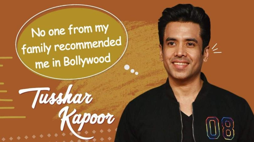 Tusshar Kapoor on Making Wrong Choices, Failures, Adult-Comedies, Single Parenting And Golmaal 5