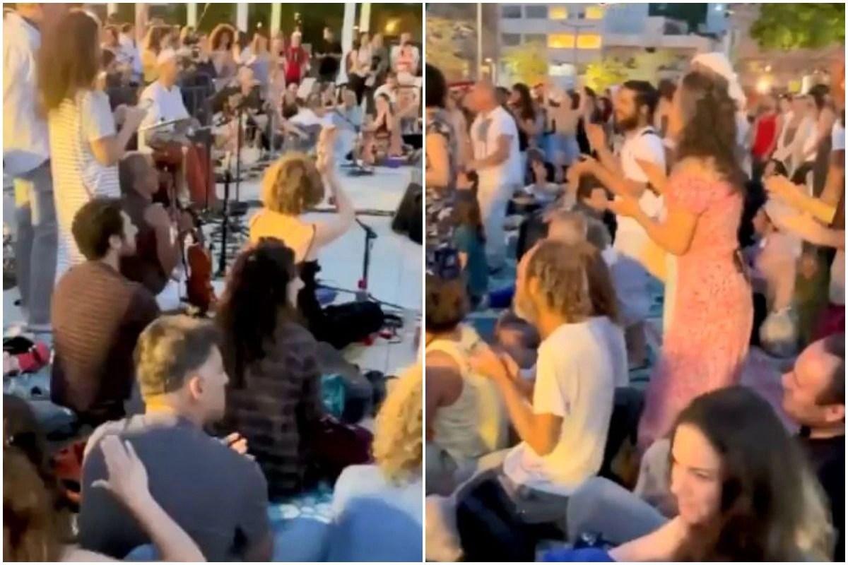 Hundreds of Israelis Chant Om Namah Shivaya, Pray For Indias Recovery Against Covid