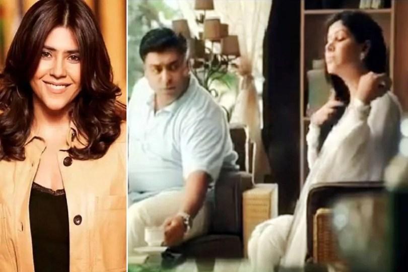 Ekta Kapoor Shares An Ode To Bade Acche Lagte Hai That Celebrates Mature Love