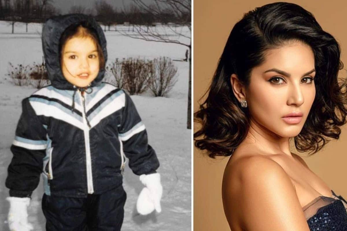 Sunny Leone's Hubby Daniel Weber Shares Her Cutest Then-And-Now Picture on Her Birthday