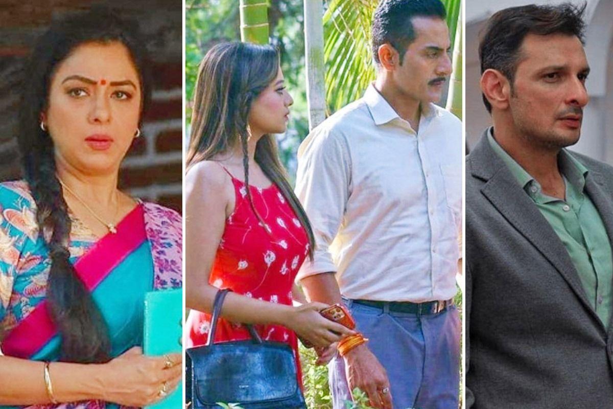 Vanraj Gets Shocking News After Anirudh Denies Divorcing Kavya, Rakhi-Kinjal Bring Massive Twist