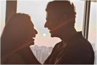 Divyanka Tripathi-Vivek Dahiya Share Mushy Posts on Living Apart