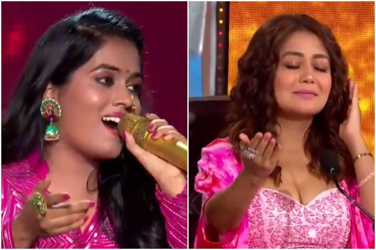 Neha Kakkar In Love With Sayli Kamble's Performance, Says 'Even I Cannot Sing Like You'