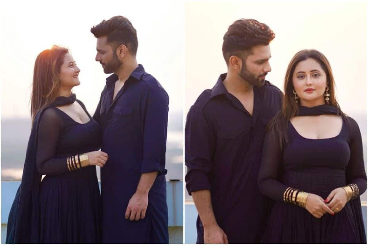 Rahul Vaidya-Rashami Desai All Set To Sizzle Screen With Their On-Screen Chemistry Soon Details Inside