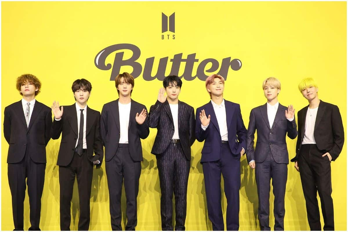 BTS Boys Reveal What Is Their Favourite Part of The Latest Track Butter