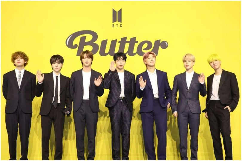 BTS Butter Sets Another Record, Becomes Fastest Song to Surpass 100 Million Streams on Spotify