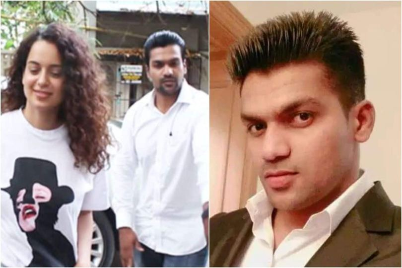 Kangana Ranaut Bodyguard Booked For Rape And Unnatural Sex by Mumbai Police
