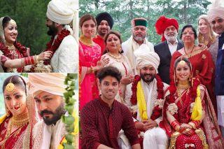 Yami Gautam-Aditya Dhar More Wedding Photos Out: Couple Can