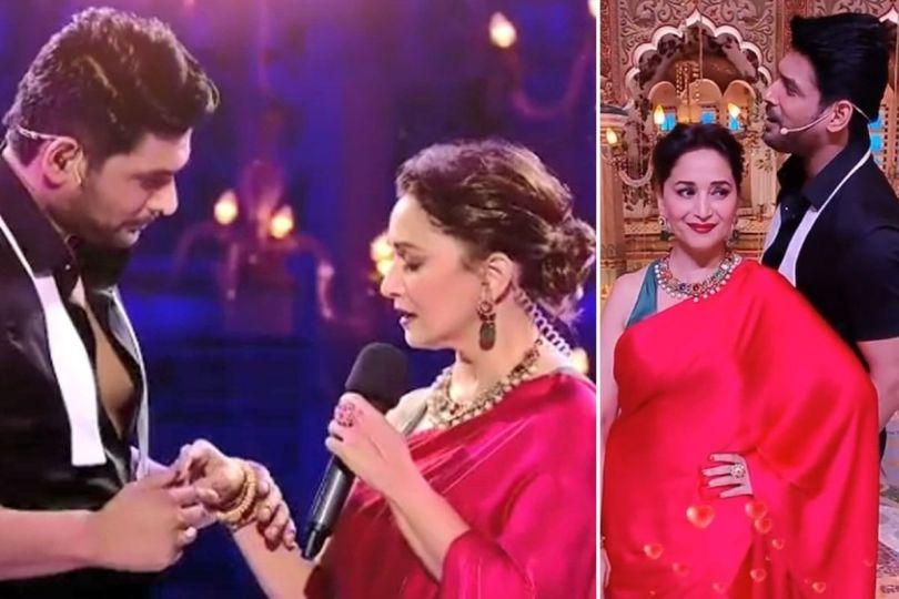 Sidharth Shukla-Madhuri Dixit Recreate Aur Paas Scene From Dil Toh Pagal Hai, Fans Go OMG