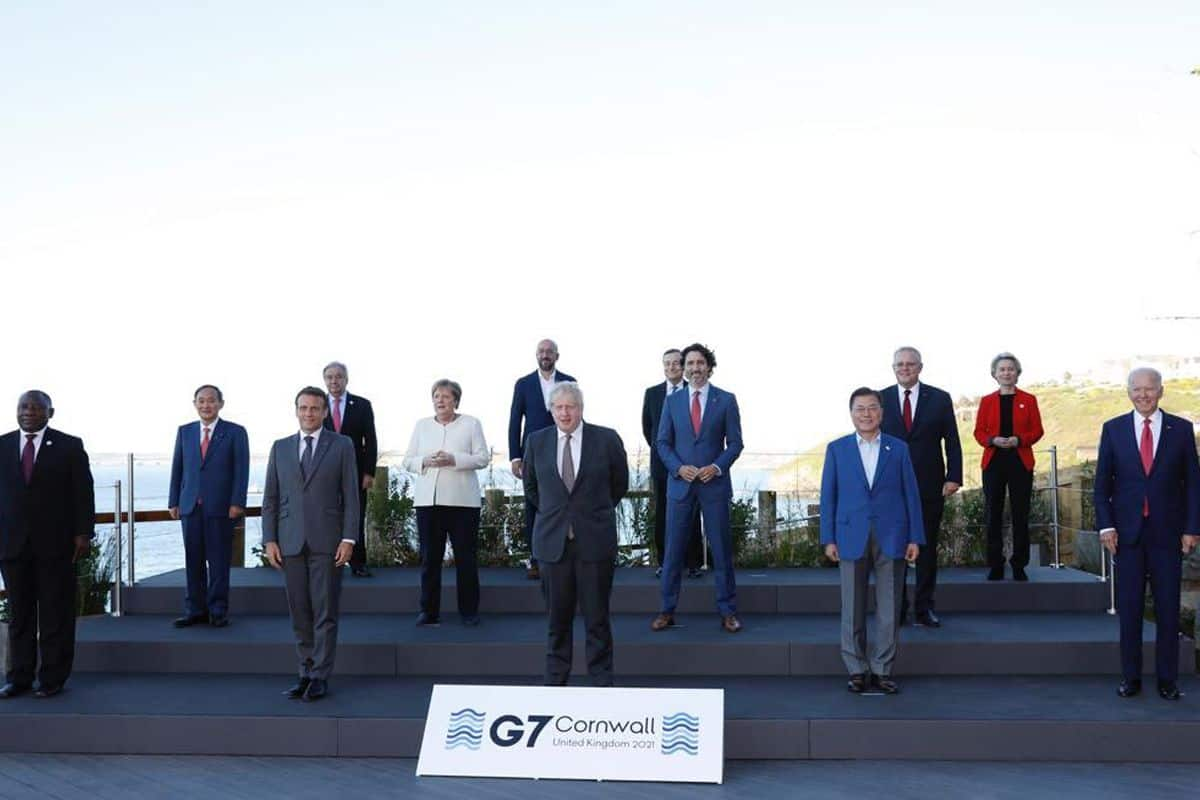 G7 Summit 2021: Leaders Pledge to Deliver on Vaccines, Climate; Call Out China