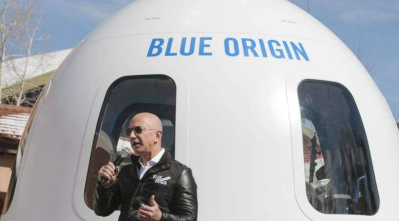 Here is How Much Ticket For 11-Minute Trip With Jeff Bezos Cost