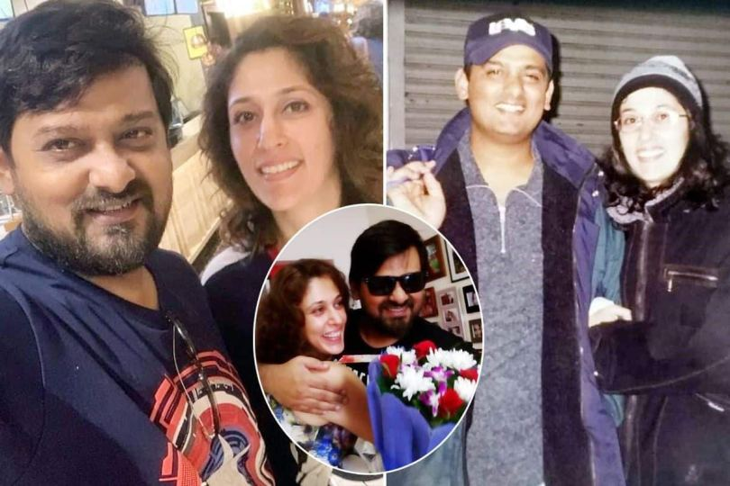 Wajid Khan's Wife Shares Unseen Pictures On His First Death Anniversary, Says 'Celebrate Infiniteness'