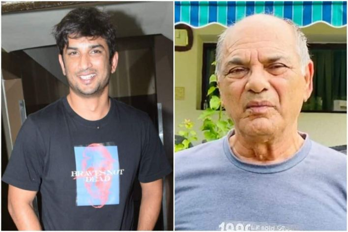sushant singh rajput father kk singh reacts to cbi investigation a year after actor death   sushant singh rajput death news