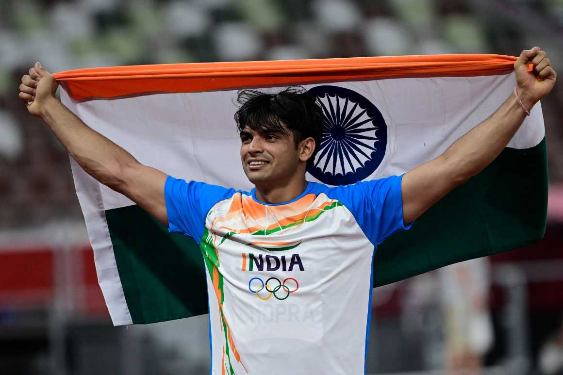 Neeraj Chopra WINS India 1st-ever Athletics Gold in Olympics. THIS 3-yr-old  Post Pinned on Twitter Profile Reflects His Mantra For Success