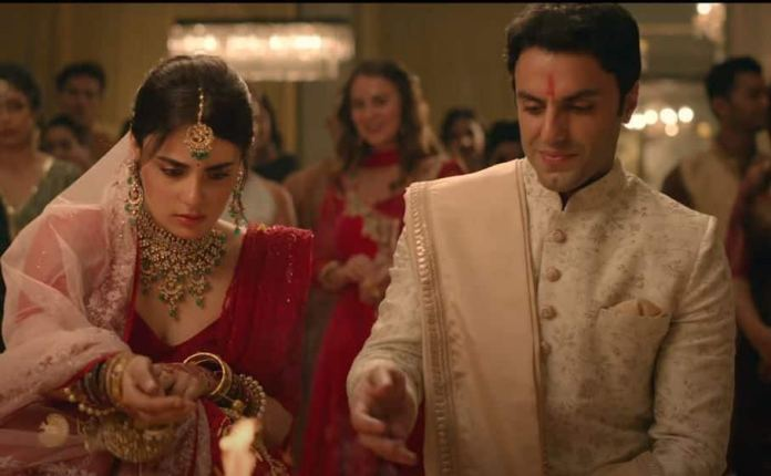 Shiddat Trailer: Sunny Kaushal-Radhika Madan Are All Set to Make You  Believe in 'Shiddat Wala Pyaar' - Watch