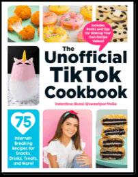The Unofficial TikTok Cookbook