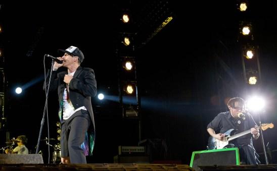 RHCP în concert pe 31 august la Arena Națională (foto: Alex Chelba)