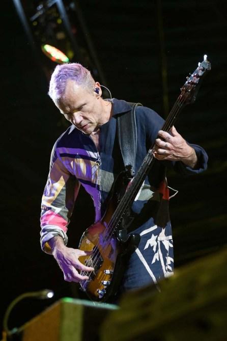 Flea, RHCP în concert pe 31 august la Arena Națională (foto: Alex Chelba)
