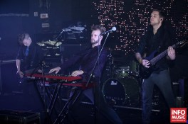 Leprous in concert la Silver Church pe 21 octombrie 2013