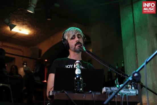 Bogdan Șerban - PARTIZAN in concert la GUERRILIVE pe 18 noiembrie 2013
