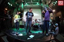 PARTIZAN in concert la GUERRILIVE pe 18 noiembrie 2013