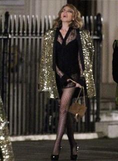 Poze de la filmările noului videoclip Kylie Minogue