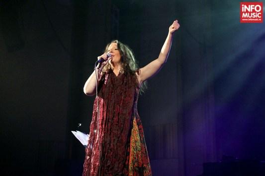 Concert Dulce Pontes la Sala Palatului din București pe 9 februarie 2014