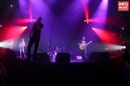 Grimus in deschiderea concertului Deep Purple la Sala Polivalenta pe 20 februarie 2014