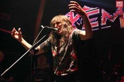 Ovidiu Ioncu KEMPES în primul concert al trupei sale solo