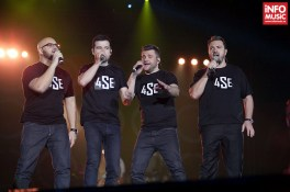 4SE, adică 3 Sud Est și Horia Brenciu în primul concert de la Romexpo pe 29 martie 2014