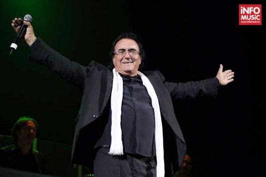 Poze concert Al Bano Sala Palatului.