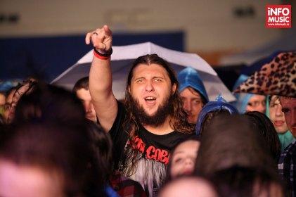 Rockul a învins ploaia la Înregistrat în Romania #2